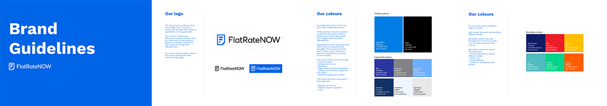 FlatRate NOW Rebrand