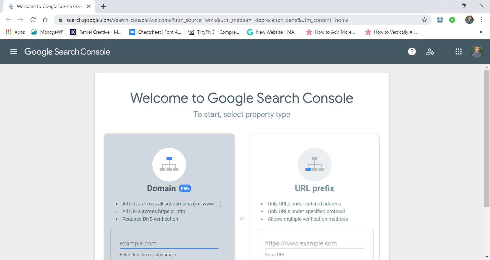 Google Search Console-1