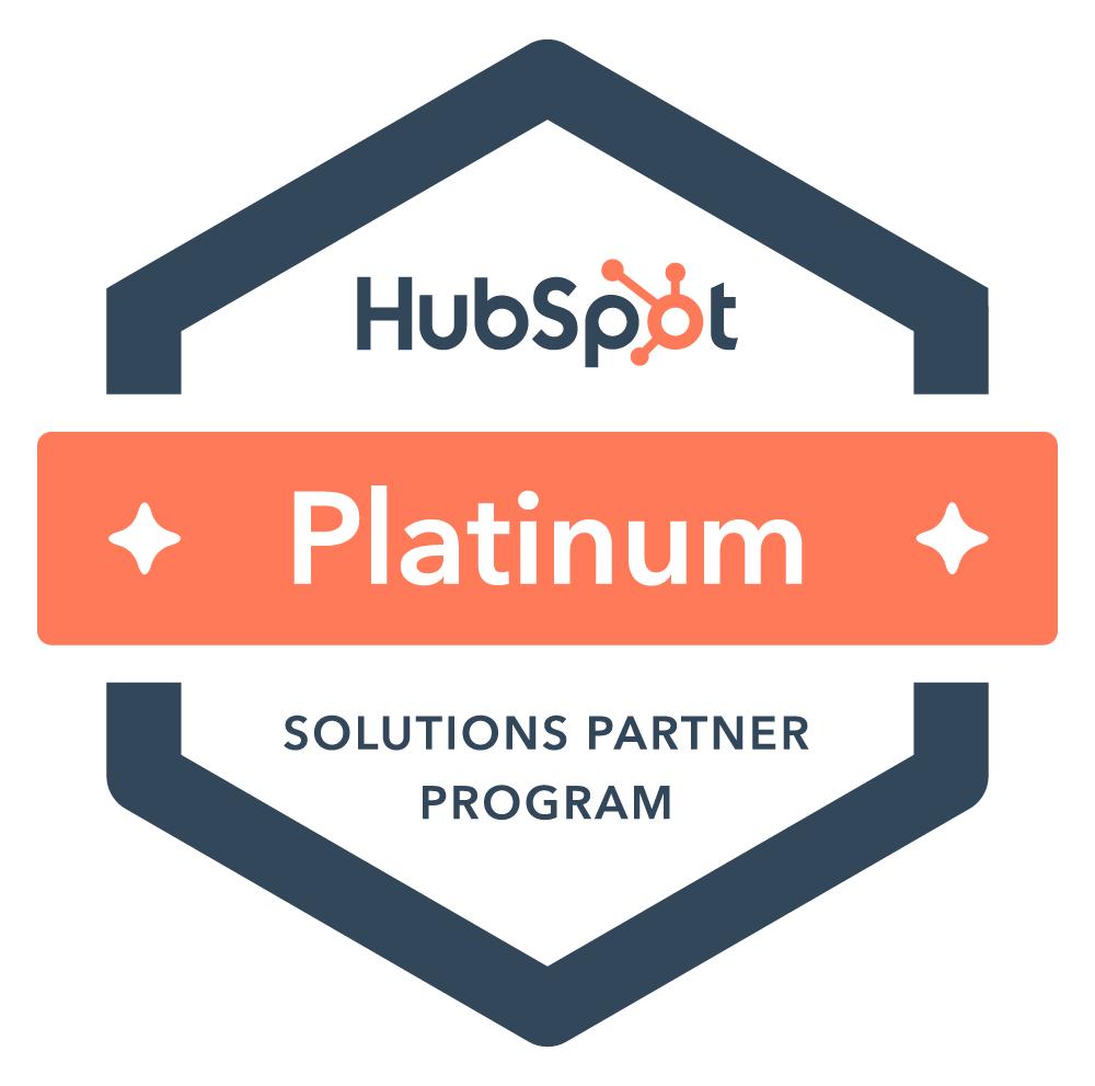 Refuel Creative is a Platinum Partner of Hubspot