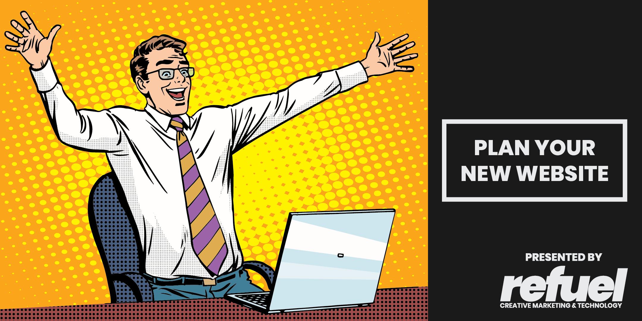 Plan your new website-01
