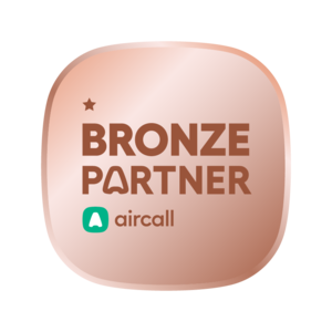 Refuel Creative are Aircall Bronze Partners