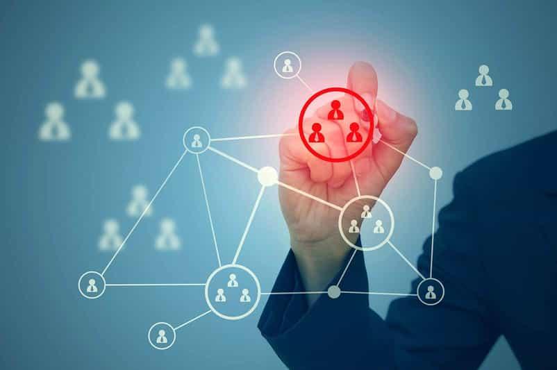 Targeting groups of buyer personas