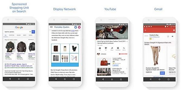 Google Smart Shopping Campaign Ads