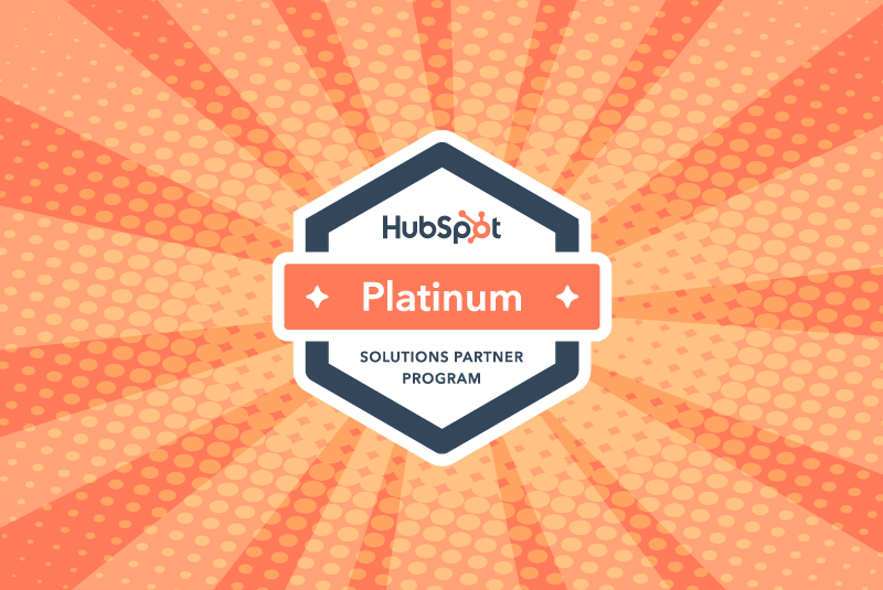 Refuel Creative is a HubSpot Platinum Solutions Partner