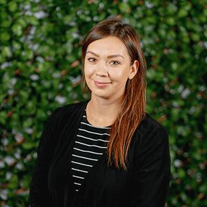 Liina Puusepp - Marketing and Design Assistant