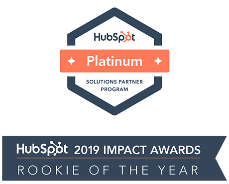 Refuel Are Platinum Partners With HubSpot! We Were Also The 2019 Rookie's Of The Year!