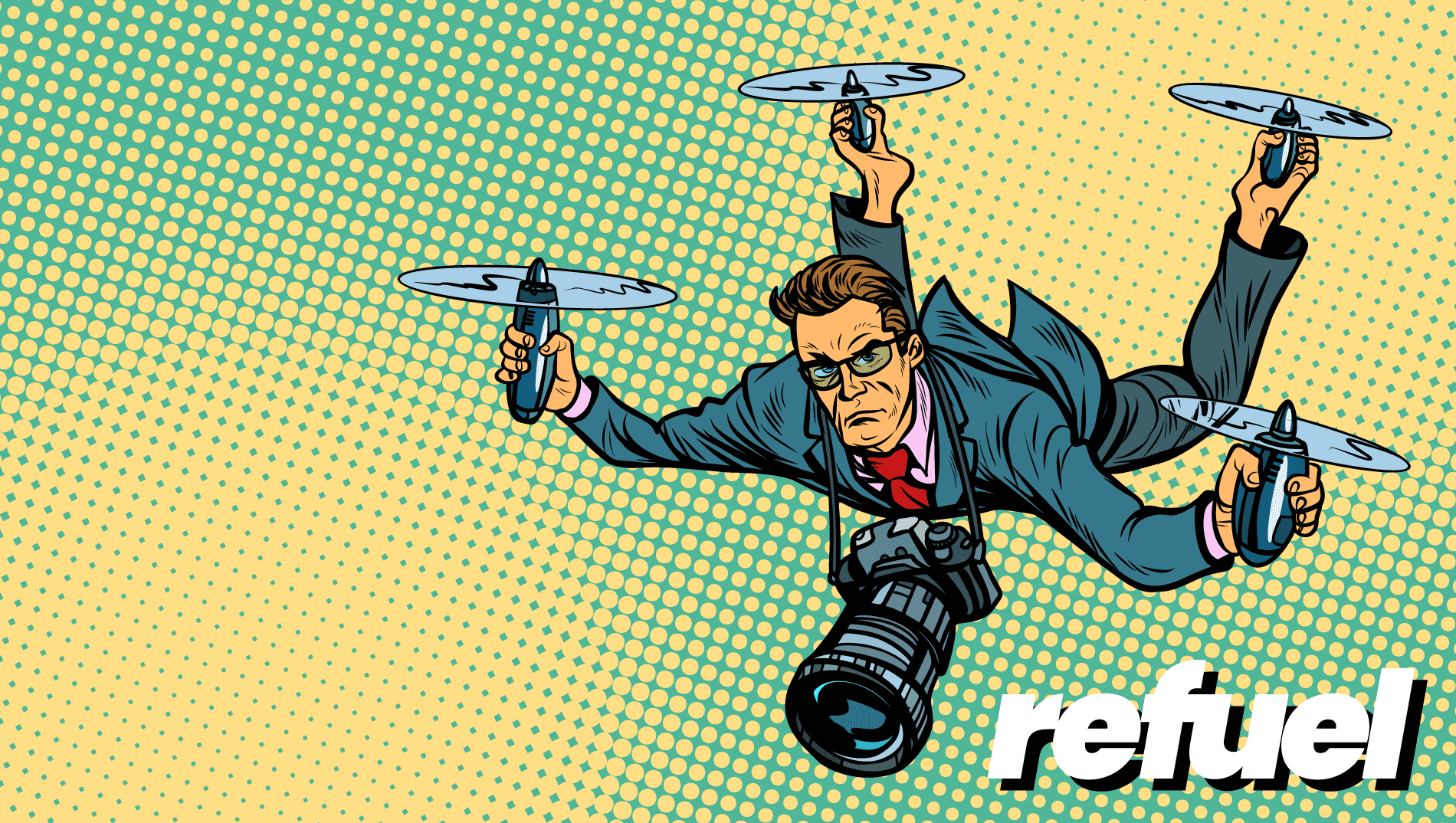 Join the Refuel team as our Videographer